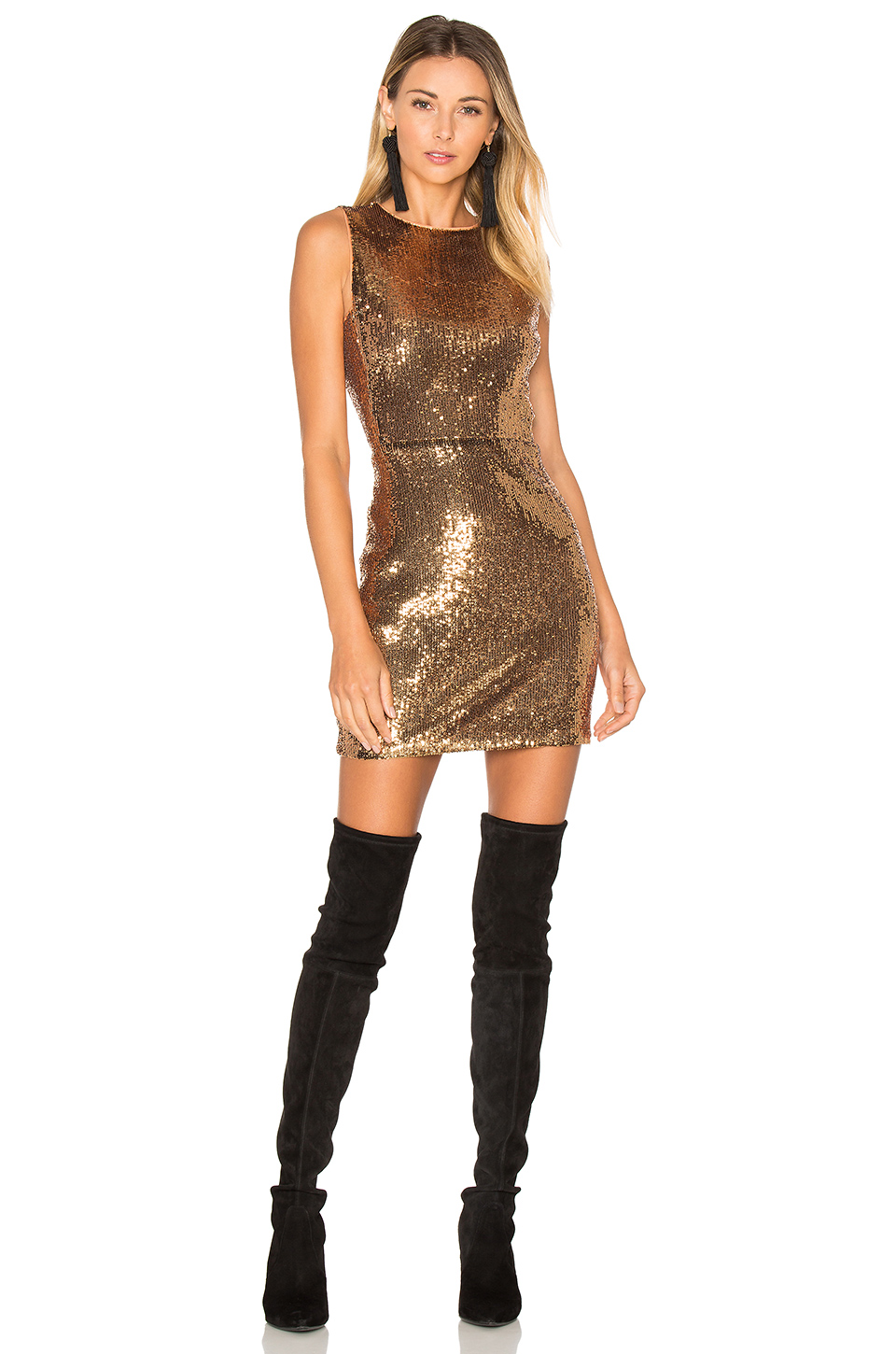 Revolve Ale Sequined Dress