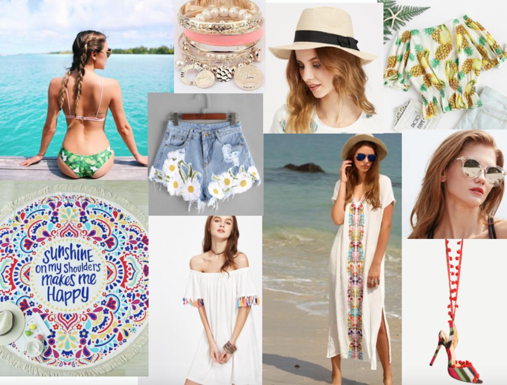 Shen Summer Mood Board