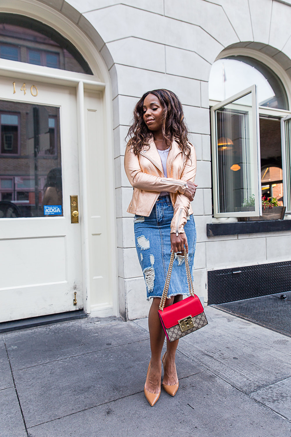 NYC Fall Dressing Ideas