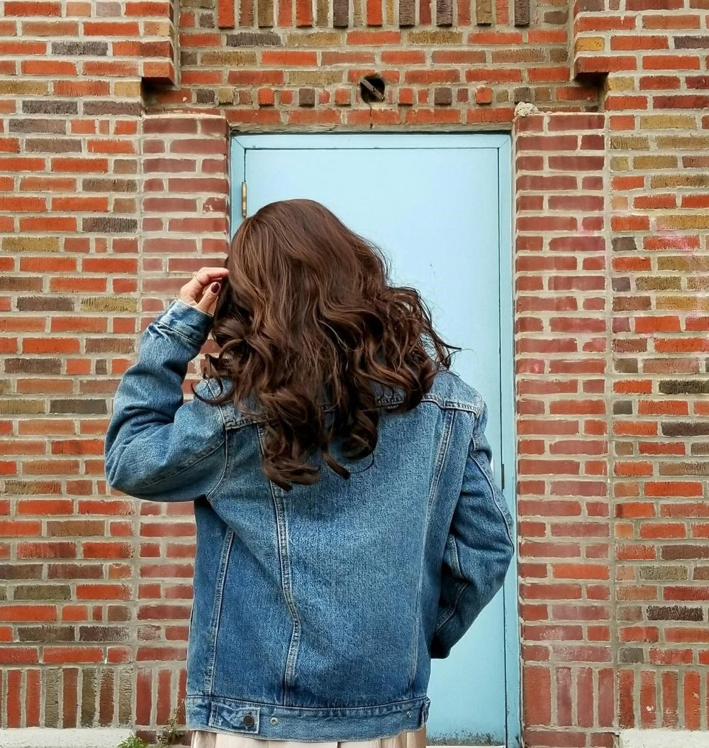 Levis Denim Jacket Back View.jpg