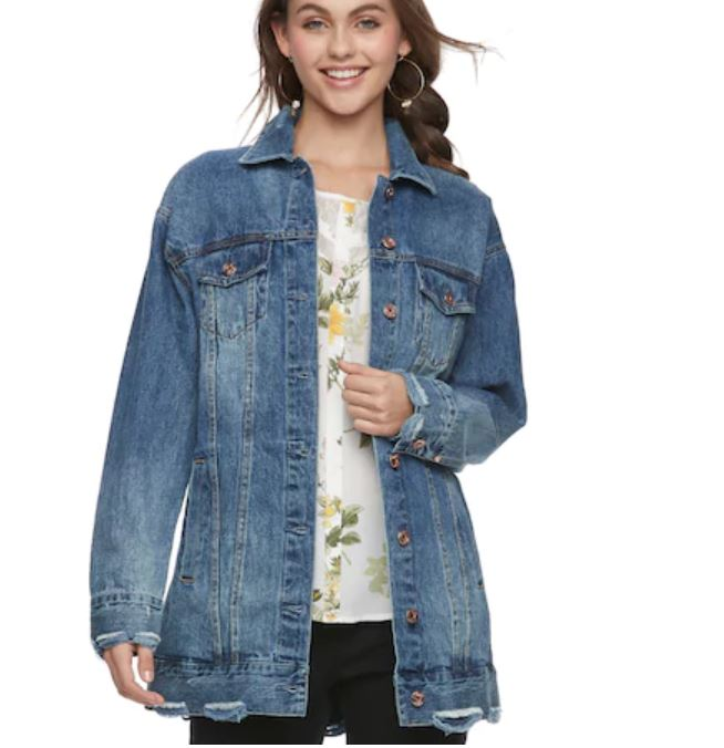 Candie's Oversized Denim Jacket.JPG