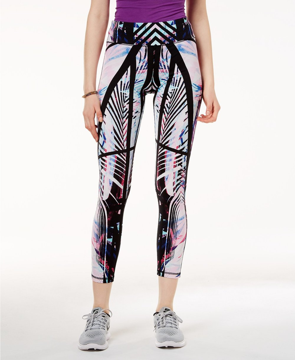 Palm Print Yoga Leggings.jpg