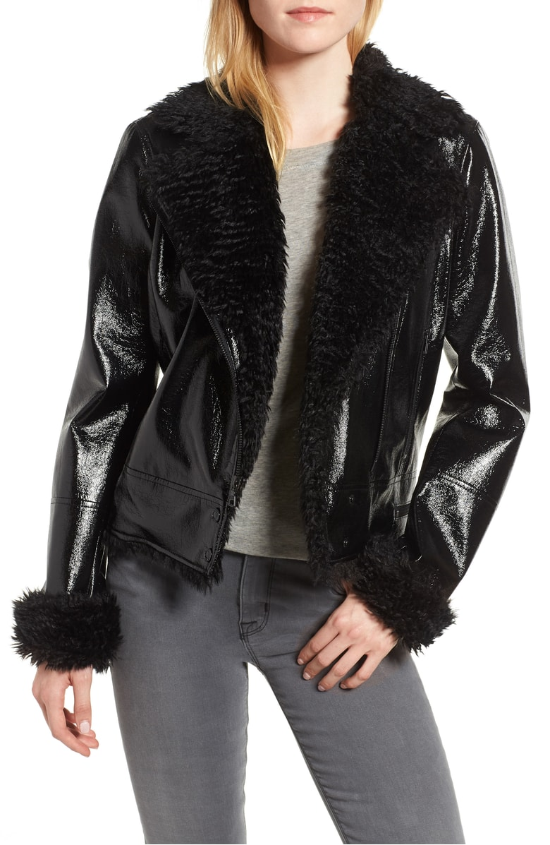 Patent Leather Trim Jacket.jpg