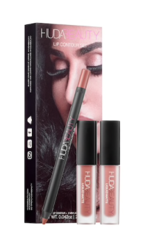 LIP CONTOUR SET - HUDA BEAUTY