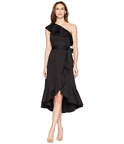 One Shoulder Wrap Dress.jpg