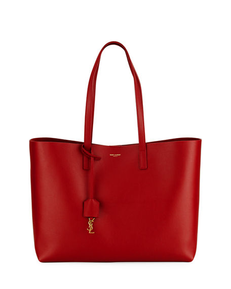 Saint Laurent Red Tote Bag.jpg