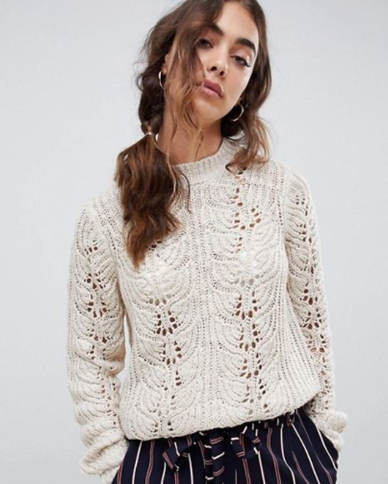 Asos Chunky Knit Sweater.JPG