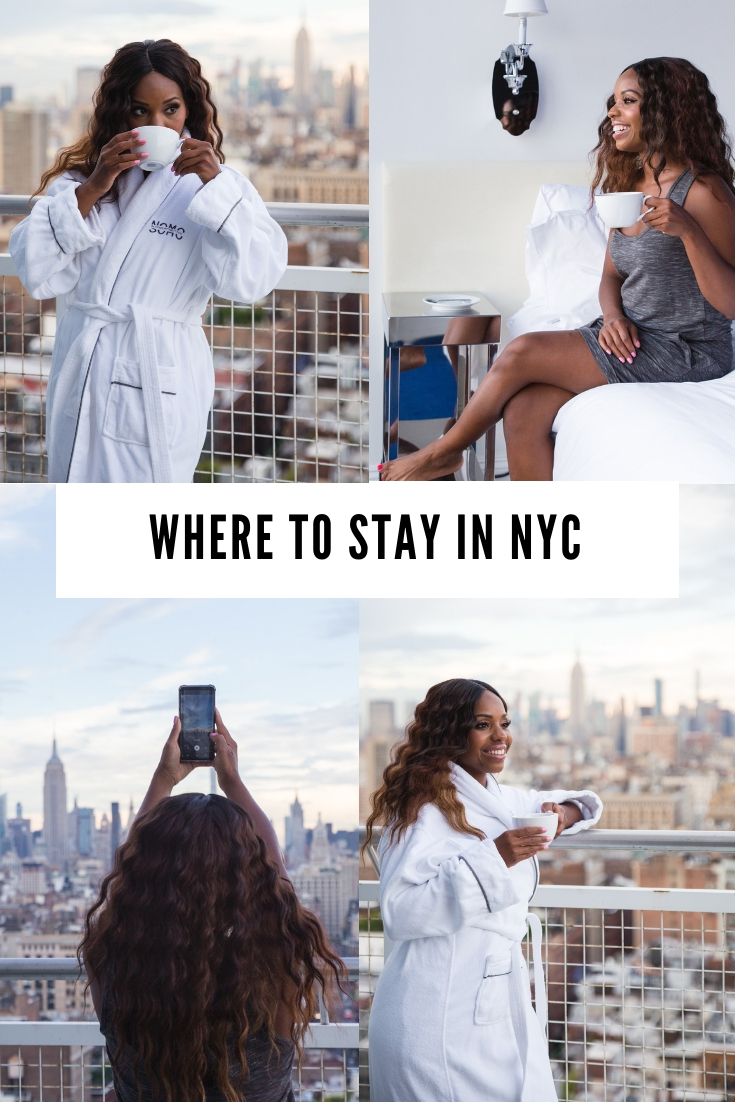 NYC Hotel Guide