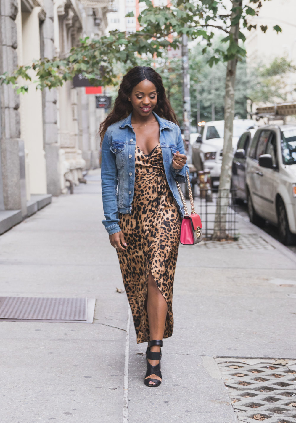 leopard street style fashion trends