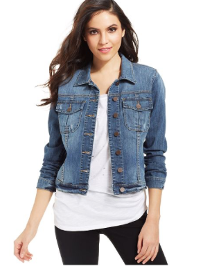 Macy's Women's Denim Jacket