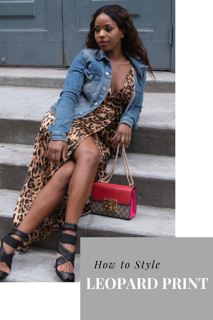 How to Style Leopard Print