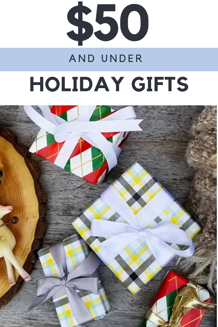 Affordable Holiday Gift Ideas