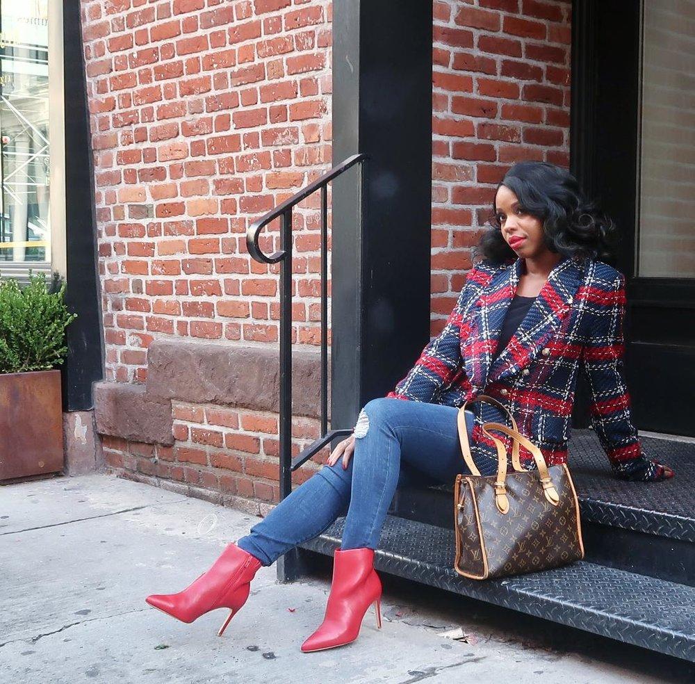 Red Plaid Blazer Style Tips.jpg