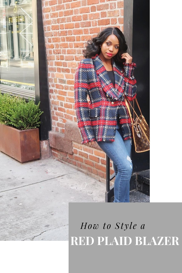Red Jacket Style Tips