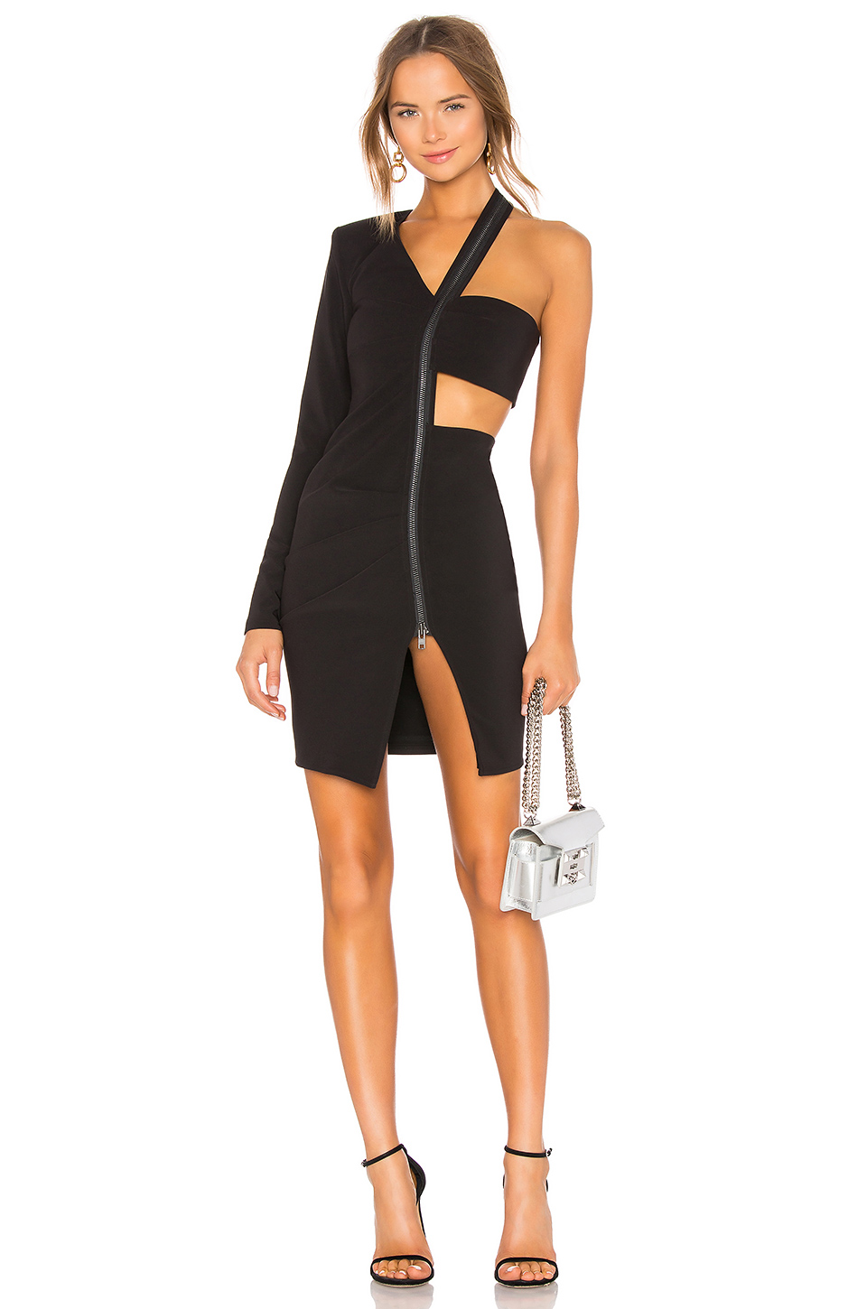 Michael Costello x Revolve Cut Out Blazer Dress.jpg