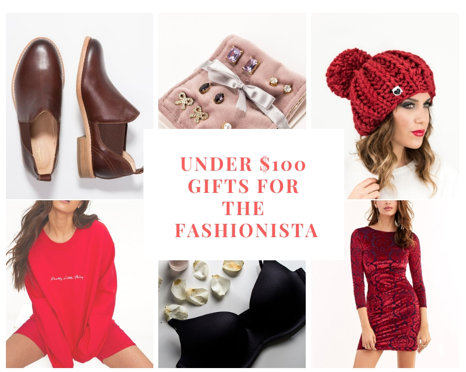 holiday gifts for the fashionable girl