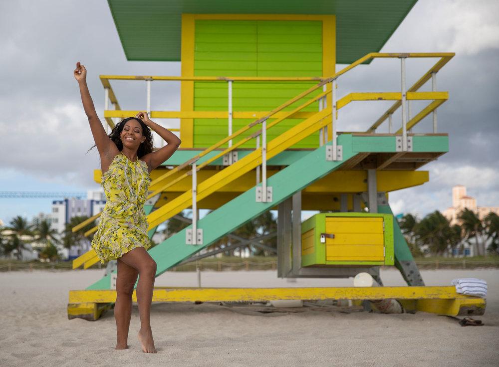 South Beach Miami Beaches
