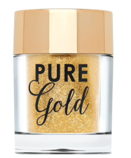 Pure Gold Loose Glitter Kit