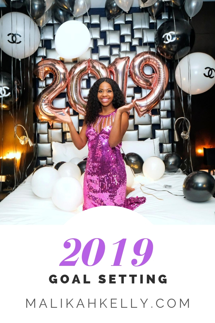2019 goal setting