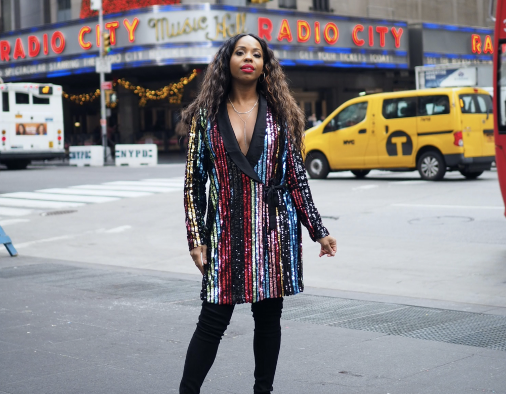 Holiday Looks from Rent the Runway