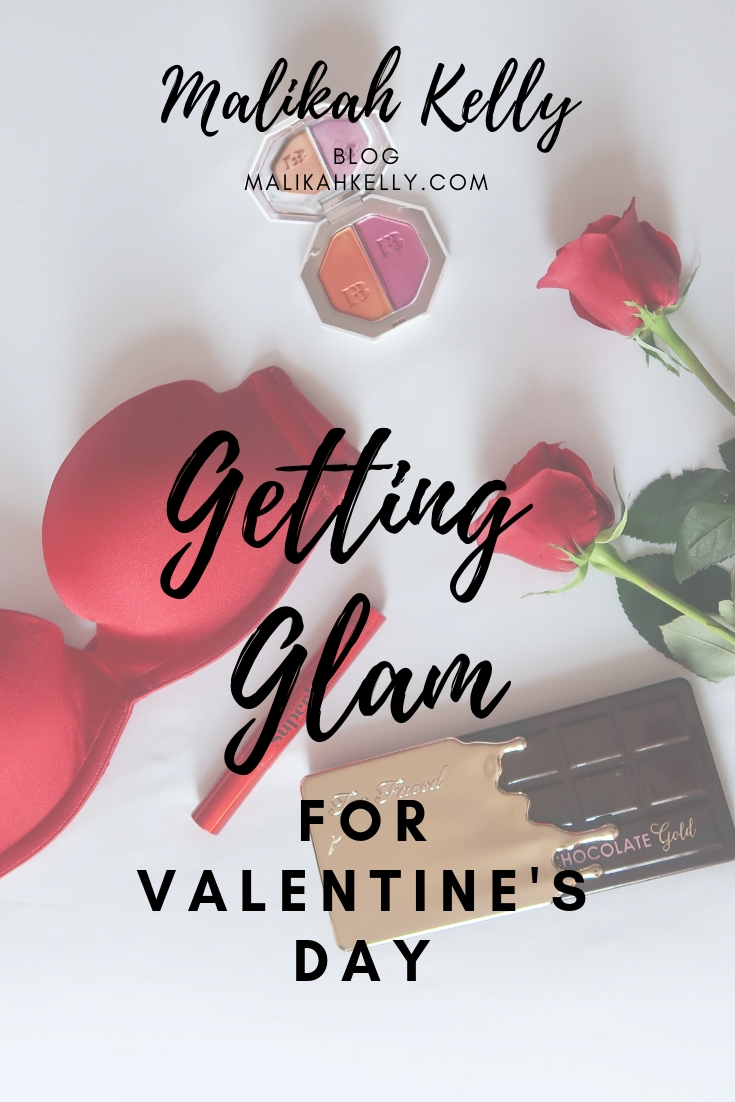 Valentines Day Glam Night In