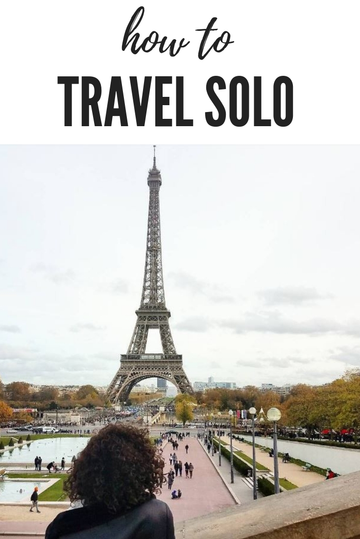 Tips for Traveling Abroad Alone