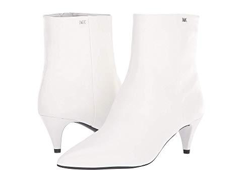 Michael Kors White Kitten Boots.jpg