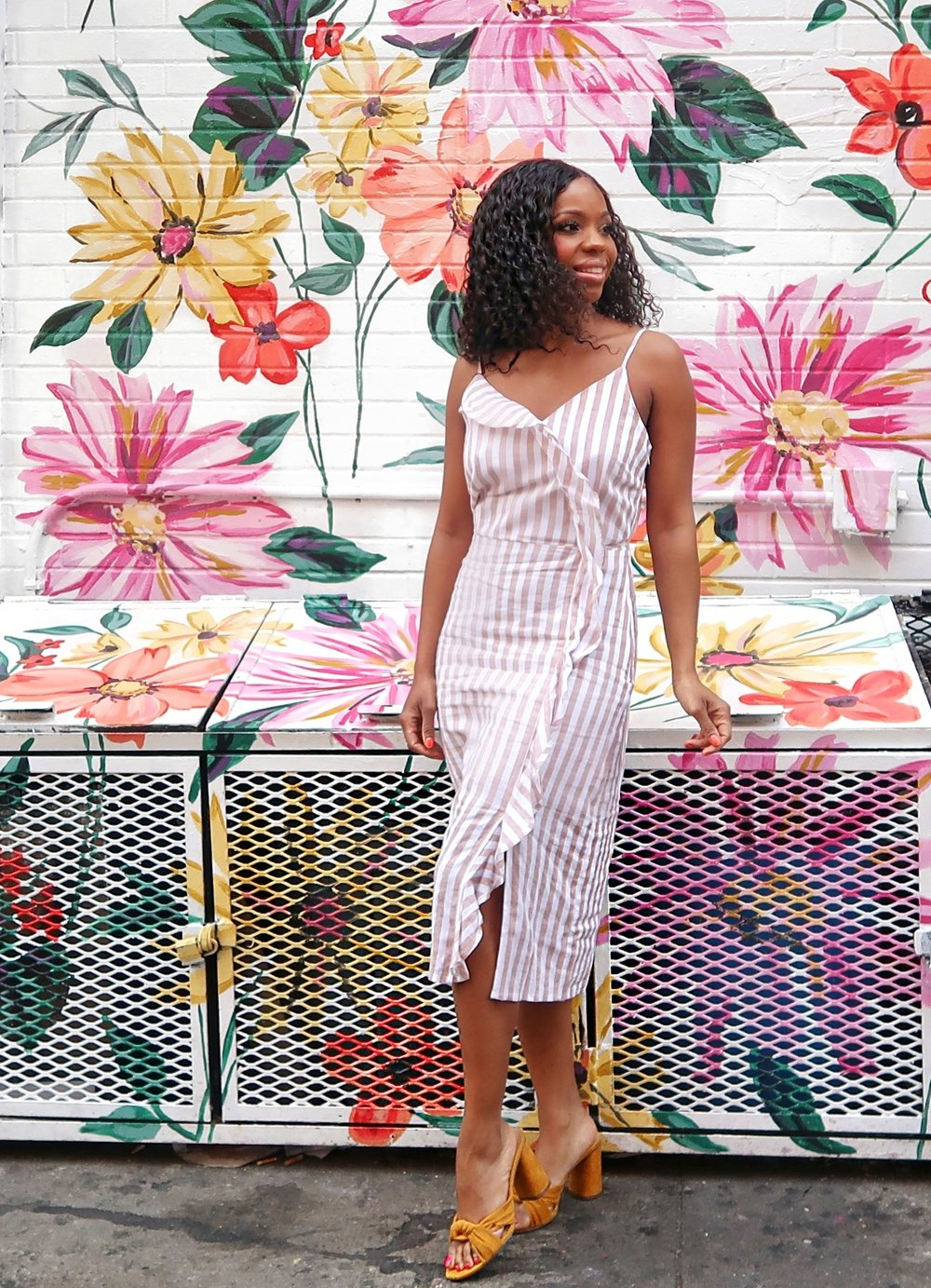 Striped Dress Trend for Spring
