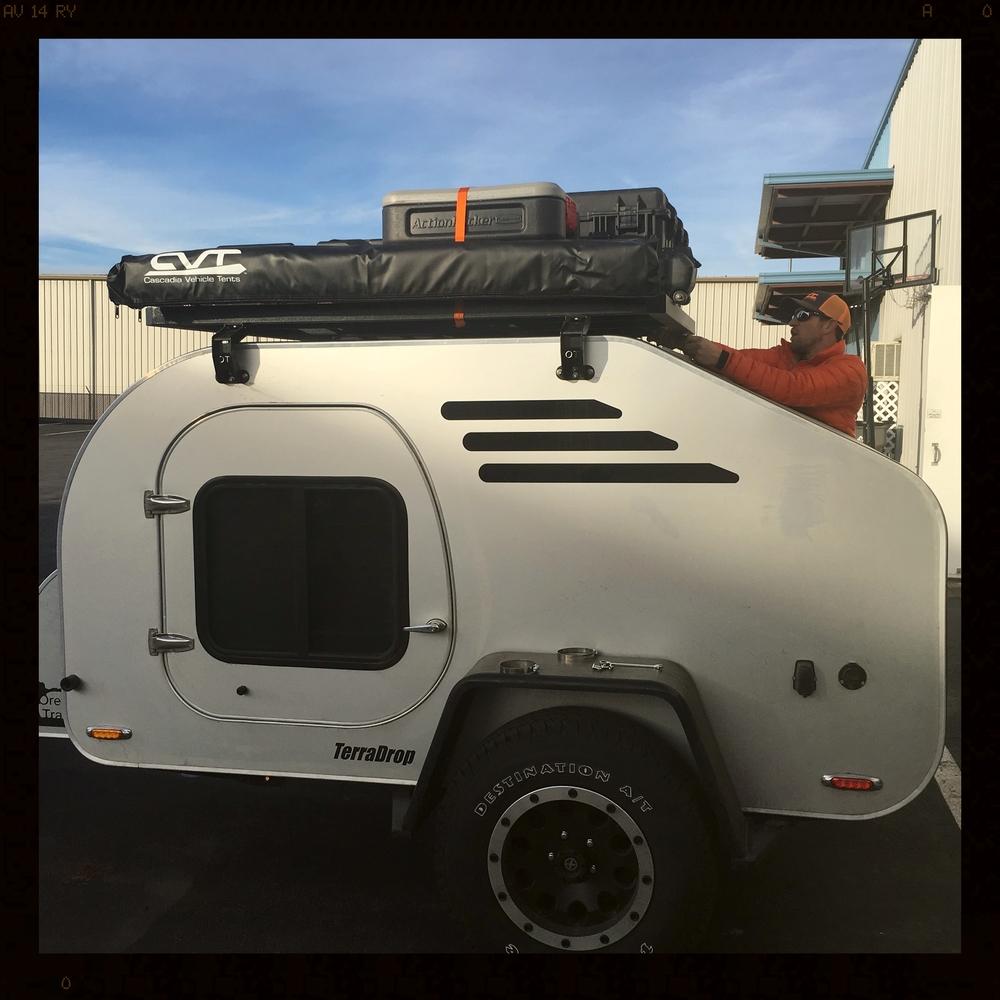 Cascadia Vehicle Tents u2014 Teardrop Living | Overland | Backpacking | Adventure & Cascadia Vehicle Tents u2014 Teardrop Living | Overland | Backpacking ...