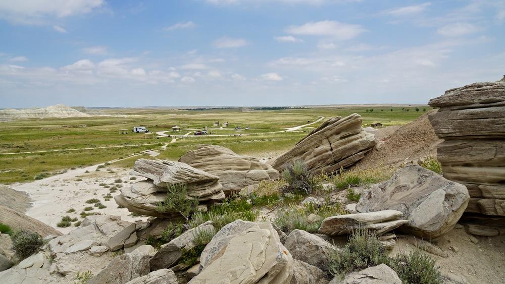 Toadstool Grasslands, Nebraska