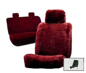 Tailor Made Superfit Stretch back (Front & Rear Seat Covers)