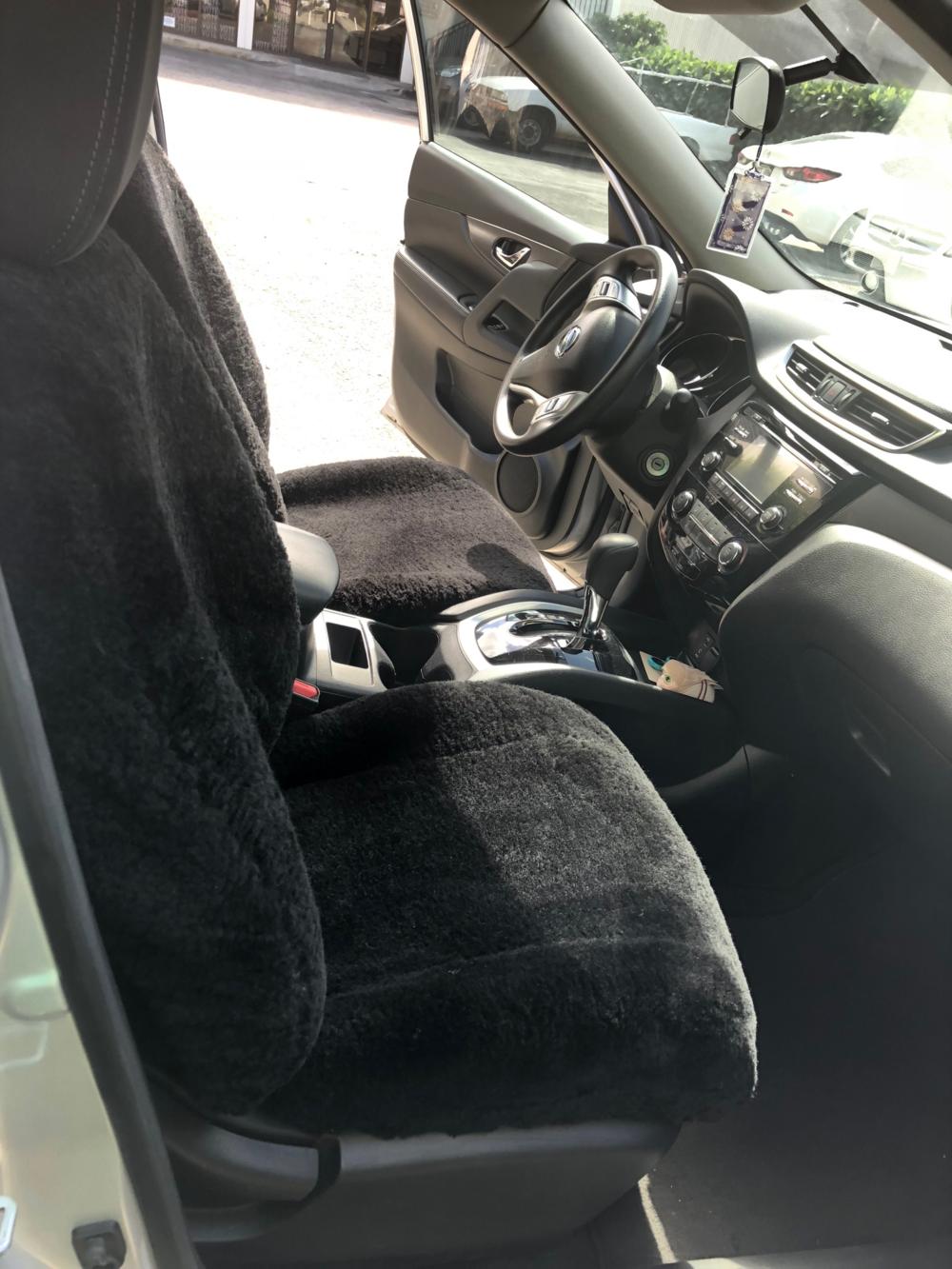 Custom Wrap Around - 2017 Nissan Rogue (Black)