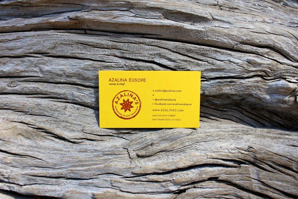 Azalina's Malaysian, LLC