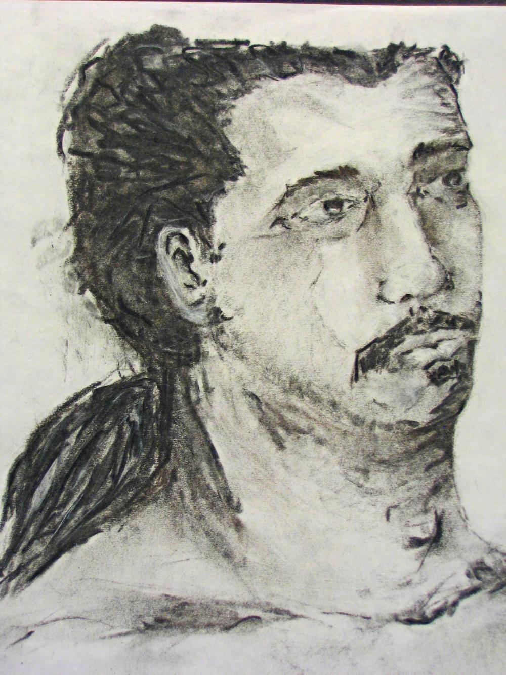 20min life drawing