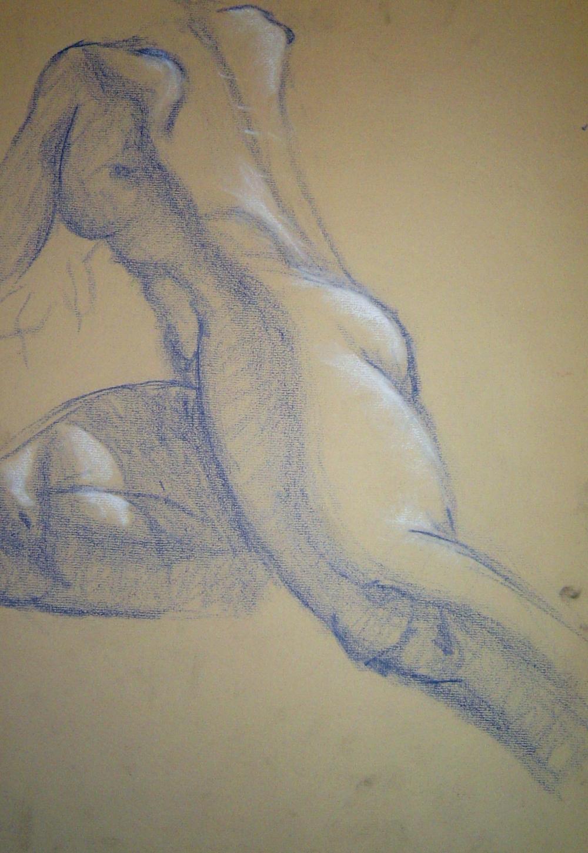 10min life drawing