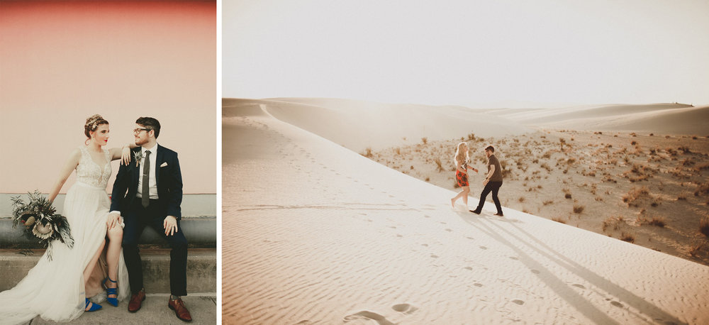 laurenapelphoto.com left in denton, tx & right in white sands national monument, new mexico