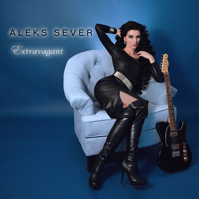 New album Extravagant now available Everywhere! ITunes, Amazon, Spotify, GooglePlay etc.  #alekssever #guitarist #guitarplayer #newcd #funk #jazz