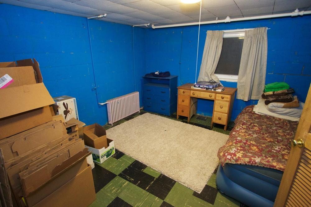 Bedroom 3 — Basement