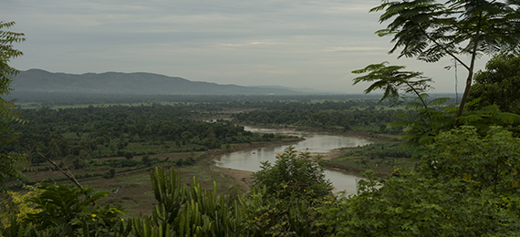View of Artibonite Valley