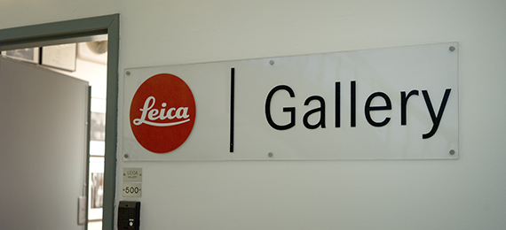Leica Gallery Sign 4 Blog