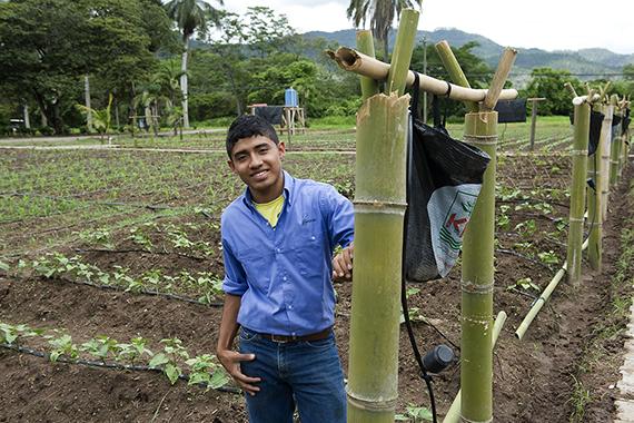 Escuela agricola Panamericana