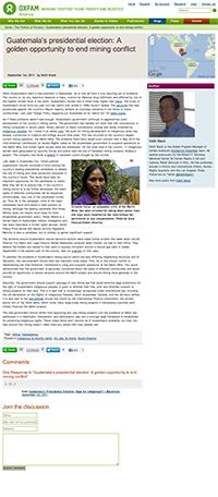 GuatemalaPresidentialElectionBlog