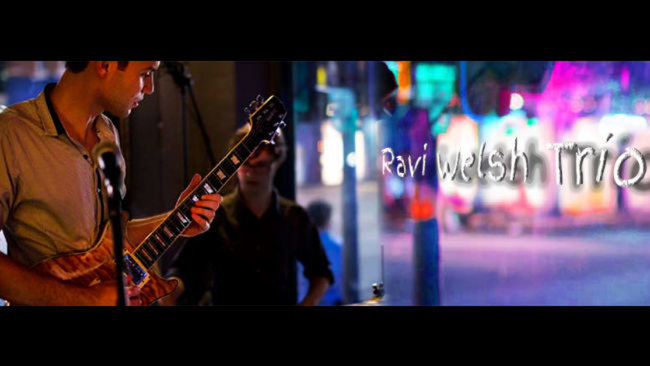 The Ravi Welsh Trio