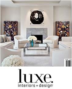 Michelle Oliver in Luxe Magazine