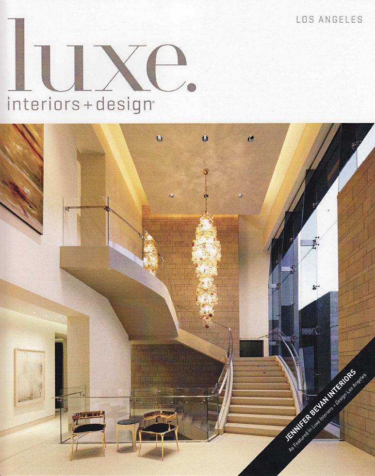 Michelle Oliver Luxe Magazine