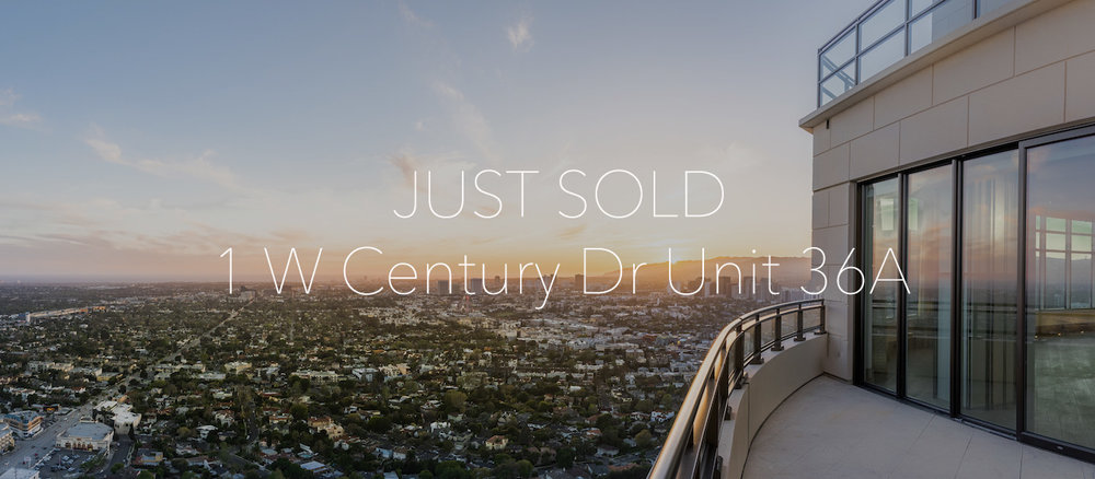 1 W Century Dr 36A, Century City
