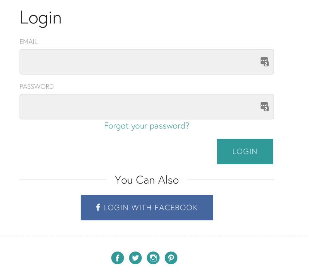 peak portal recurly login.png