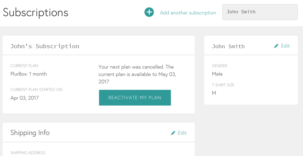 peakportal recurly subscription management.png
