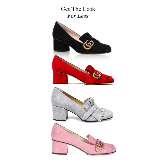 04836e7459a Lust Vs Must  Mid Heel Loafers — The Fashion Kor