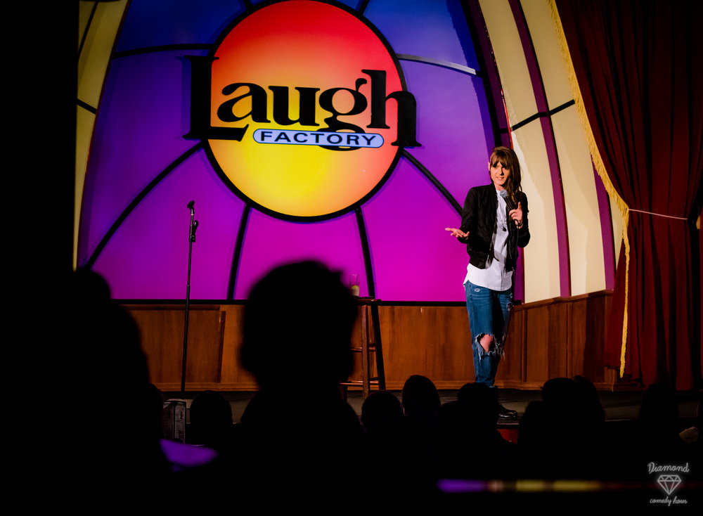 Whitney Chitwood Laugh Factory 9